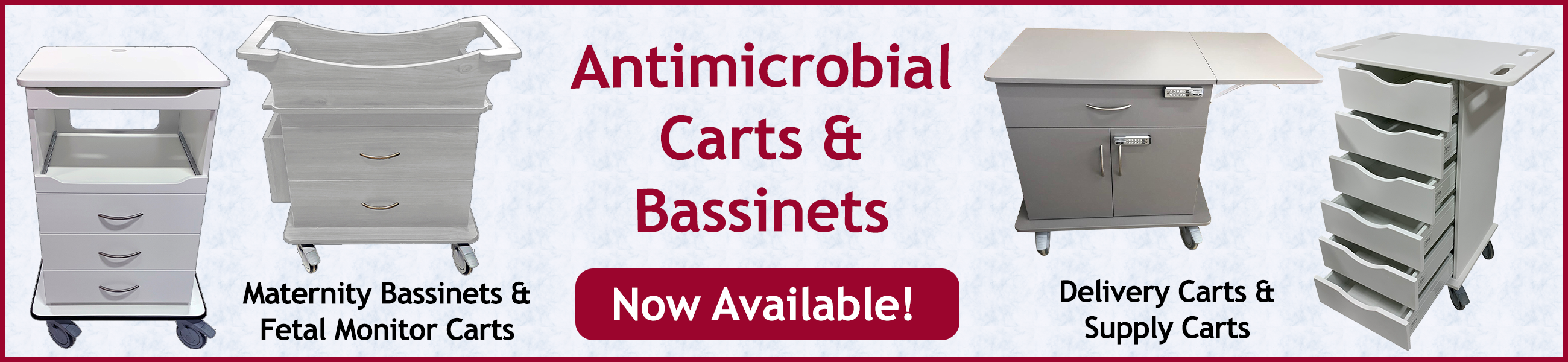 antimicrobial banner