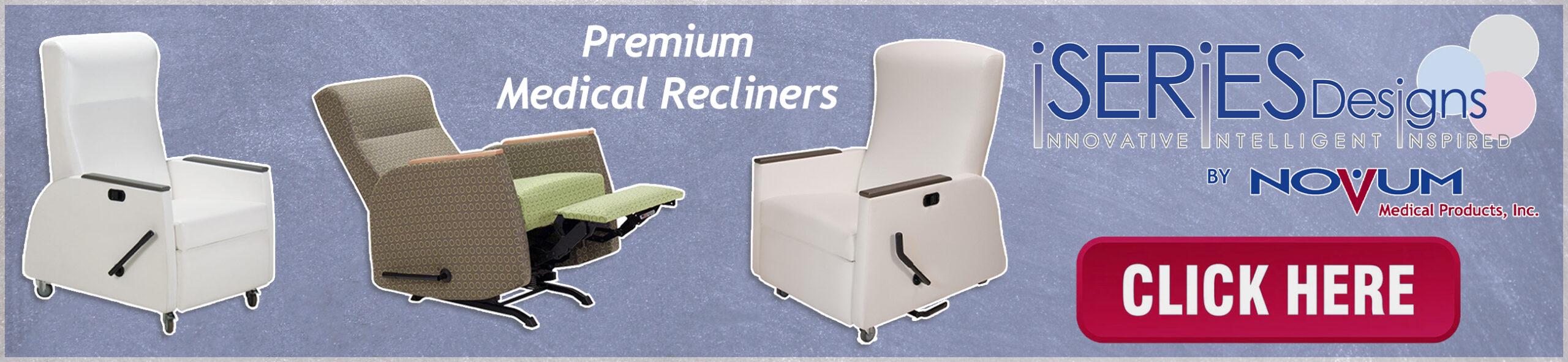 iseries recliners homepage banner