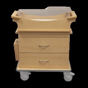 Wooden Maternity Bassinet