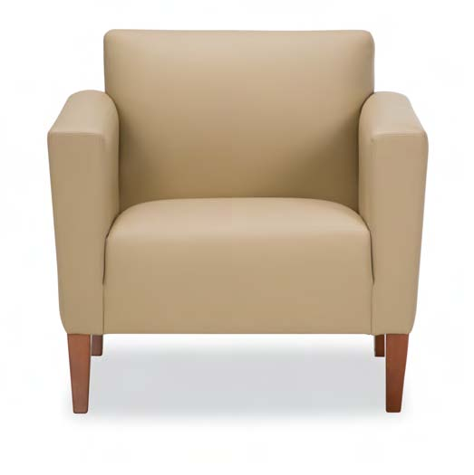 iSeries Lounge Chair for Waiting Rooms