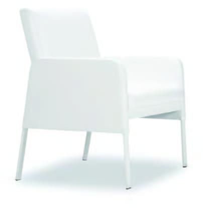 iSeries Half Arm Waiting Room Chairs