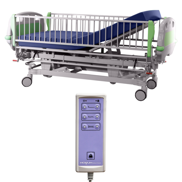 Electronic Hospital Youth Bed