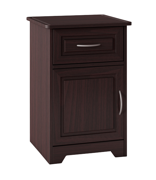 Iseries Hospital Bedside Cabinets And