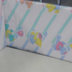 hospital crib bumper pads