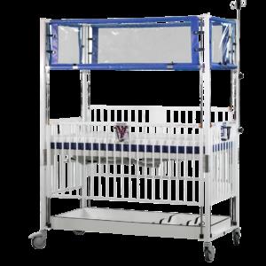 ICU Klimer Cribs 4 Side Drop