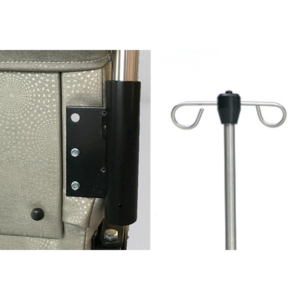 """3/4"""" 2 Hook IV Pole & Bracket for RC Recliners"""