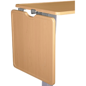 Flip-Top Accessory for iSeries Overbed Tables