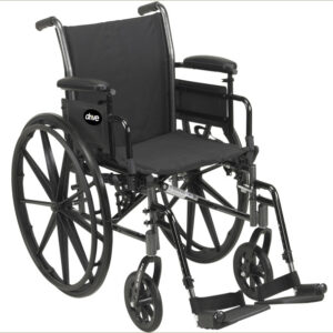 Drive Medical Cruiser III Wheelchair