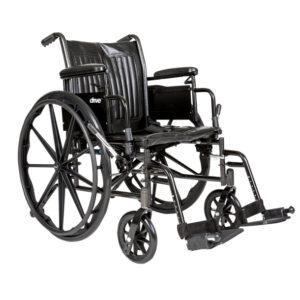 Cruiser II Standard Hemi Wheelchair