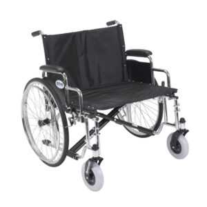Bariatric Sentra EC Heavy-Duty, Extra-Extra-Wide Wheelchair