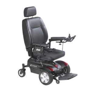 Titan P22 Power Wheelchair