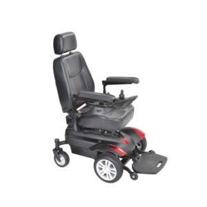 Titan Wheelchair - Portable Power Wheelchair
